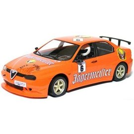 Fly Car Model Alfa Romeo 156 - #6 Jagermeister - FLY - 1:32 Scale Slot Car