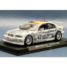 Fly Car Model BMW 320i E46 #42 - FIA ETCC 2002 - Fly - 1:32 Slot Car