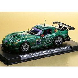 Fly Car Model Viper - Green - Spa Francorchamps 2003 - Fly - 1:32 Slot Car