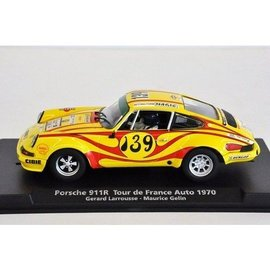 Fly Car Model 1970 Porsche 911R - Tour De France Auto - Fly - 1:32 Scale Slot Car