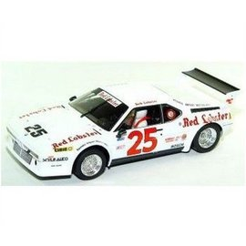 Fly Car Model BMW M1 - #25 Daytona 1980 - Fly - 1:32 Scale Slot Car