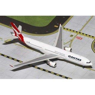 Gemini Jets Qantas Airbus A330-300 Gemini 1:400 Diecast Aircraft