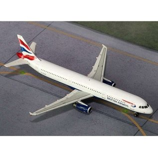 Gemini Jets British Airways Airbus A321 Gemini Jets 1:400 Diecast Aircraft