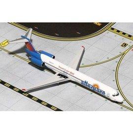 Gemini Jets Allegiant Air MD-80 Gemini 1:400 Diecast Aircraft
