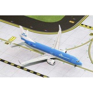 Gemini Jets KLM Boeing B737-800 Gemini Jets 1:400 Diecast Aircraft