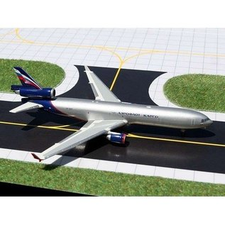 Gemini Jets Aeroflot Cargo MD-11 Gemini 1:400 Diecast Aircraft