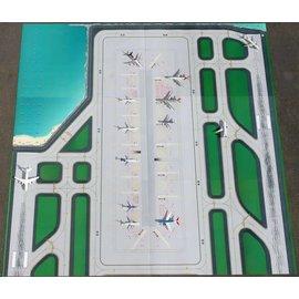 Gemini Jets Airport Mat Set - Gemini Jets