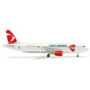 Herpa CSA A320 - Herpa - 1:500 Scale Diecast Airplane