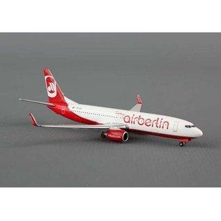 Herpa Air Berlin Turkey Boeing 737-800 Herpa 1:500 Diecast