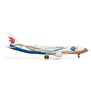 Herpa Air China A330-200 Zichen Hao Capital Pavilion Liner Herpa