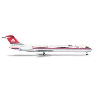 Herpa Meridiana McDonnell Douglas MD-82 Herpa 1:500 Diecast