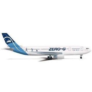 Herpa Novespace Zero G Airbus A300B2 Herpa 1:500 Diecast