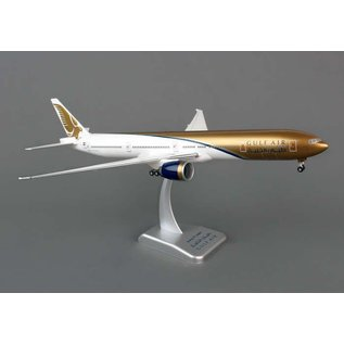 Hogan Wings Gulf Air Boeing B777-300ER Hogan 1:200 Plastic Aircraft