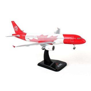 Hogan Wings Air Canada Airbus A320-200 Hogan Wings 1:200 Plastic