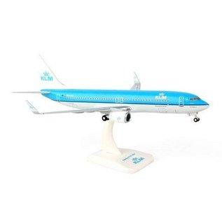Hogan Wings KLM Royal Dutch Airlines Boeing B737-800 Hogan 1:200