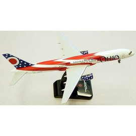 Hogan Wings America West Airlines OHIO Boeing 757-200 Hogan 1:200