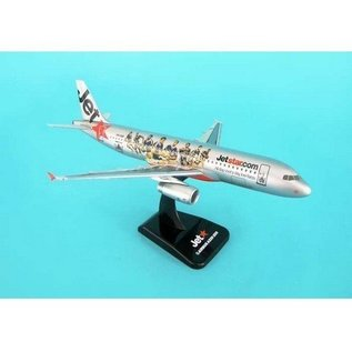 Hogan Wings Jetstar A320-200 w-Gear - Hogan - 1:200 Scale