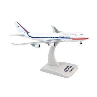 Hogan Wings Republic Of Korea Air Force Boeing 747-400 1:500 Diecast Airplane