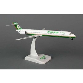 Hogan Wings Eva Air MD-90 Hogan 1:200 Diecast Aircraft