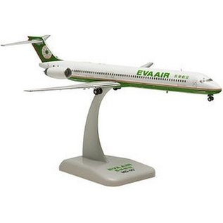 Hogan Wings Eva Air MD-90 #B-17926 Diecast Hogan 1:200