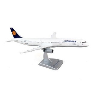 Hogan Wings Lufthansa Airbus A321 No Gear Hogan 1:200 Plastic Aircraft