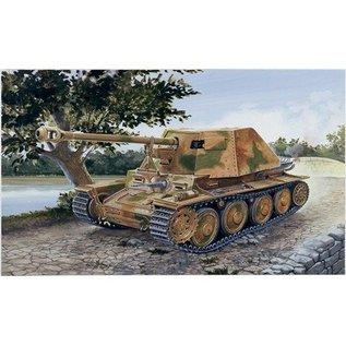 Italeri SD KFZ 139 Marder III Anti Tank Gun - Italeri - 1:35 Plastic Kit