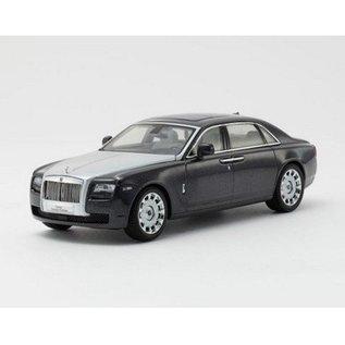 Kyosho Rolls Royce Ghost EWB Darkest Tungsten Kyosho 1:43 Diecast