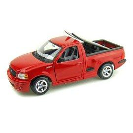 Maisto Ford SVT F-150 Lightning Red Maisto 1:21 Diecast Car