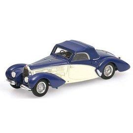 Minichamps 1939 Bugatti Type 57C Aravis MCP 1:43 Diecast