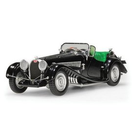 Minichamps 1931 Bugatti Type 54 Roadster Black & Green MCP 1:43 Diecast