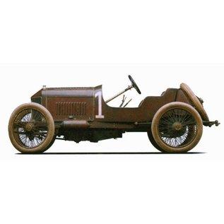 Minichamps 1911 Hispano Suiza 45CR Type Alphonso XIII MCP 1:43 Diecast