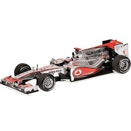 Minichamps 2010 Vodafone McLaren Mercedes MP4-25 Button 1:43