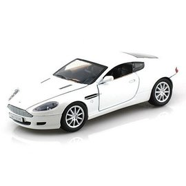 Motor Max Aston Martin DB9 Coupe White Motor Max 1:24 Diecast