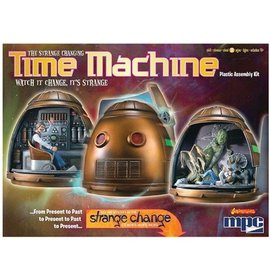 MPC Strange Change Time Machine MPC Plastic Model Kit