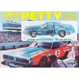 MPC NASCAR Richard Petty Dodge Charger MPC 1:16 Plastic