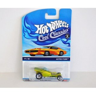 Hot Wheels HW Astro Funk Light Green Cool Classics Mattel 1:64 Diecast
