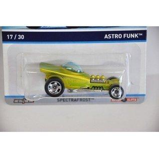 Hot Wheels HW Astro Funk Light Green Cool Classics Mattel 1:64 Diecast