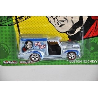 Hot Wheels HW Custom 1952 Chevy Star Trek Mattel 1:64 Diecast