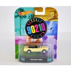 Hot Wheels HW 1965 Mustang Beverly Hills 90210 Retro Entertainment Mattel 1:64