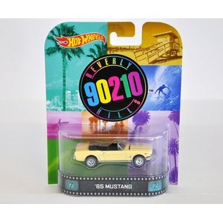 Hot Wheels HW 1965 Mustang Beverly Hills 90210 Retro Entertainment Mattel 1:64