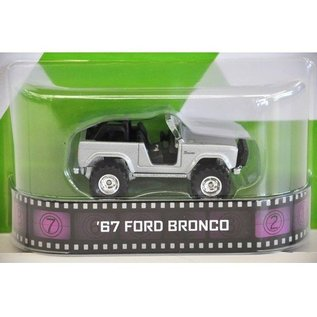 Hot Wheels HW 1967 Ford Bronco Zoolander Mattel 1:64 Diecast