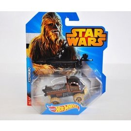 Hot Wheels HW Star Wars Chewbacca Mattel 1:64 Diecast