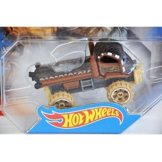 Hot Wheels HW Star Wars Chewbacca Mattel 1:64 Diecast