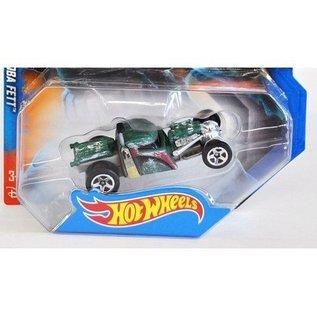 Hot Wheels HW Star Wars Boba Fett Mattel 1:64 Diecast