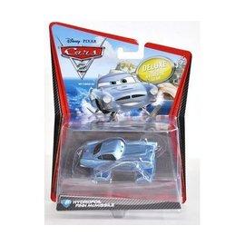 Hot Wheels CARS 2 Hydrofoil Finn McMissile Mattel Mega Size