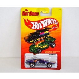 Hot Wheels HW Side Kick Purple Chase Hot Ones Mattel 1:64 Diecast