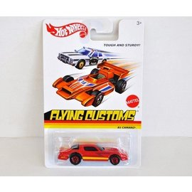 Hot Wheels HW Flying Customs 1981 Camaro Red Mattel 1:64 Diecast
