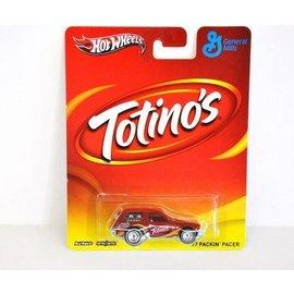 Hot Wheels HW 1977 Packin Pacer Totinos Nostalgia Mattel 1:64 Diecast