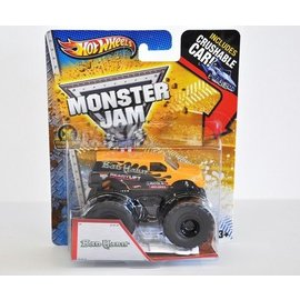 Hot Wheels HW Monster Jam Bad Habit Orange Mattel 1:64 Diecast