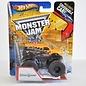 Hot Wheels HW Monster Jam Bad Habit Orange Mattel 1:64 Diecast